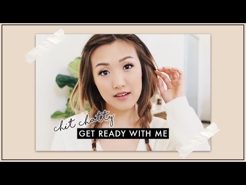 Everyday Makeup/Chit Chat Get Ready w/ Me | ilikeweylie