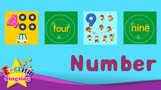 Kids Vocabulary - Số 123 - Learn English Vocabulary for Kids
