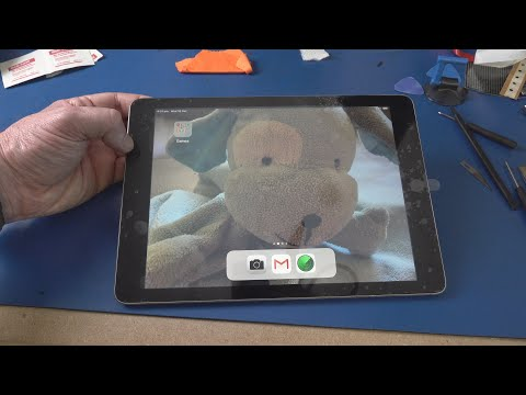 EEVblog #1255 - Apple iPad 5th Gen Screen REPAIR