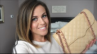 Unboxing: Rebecca Minkoff Quilted Affair