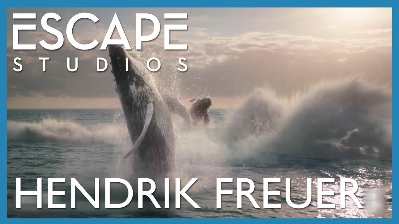 Escapee Showreels - Hendrik Freuer