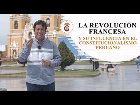 LA REVOLUCIÓN FRANCESA Y SU INFLUENCIA EN EL CONSTITUCIONALISMO PERUANO - Tribuna Constitucional 116 - Guido Aguila Grados