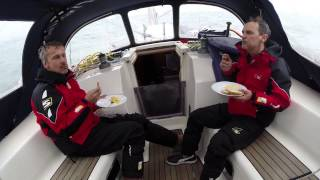 Sailing - North  Atlantic Ocean (from Iceland to Greenland - Ireland - Spain)