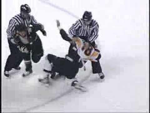 Nick Greenough vs Brad Herauf