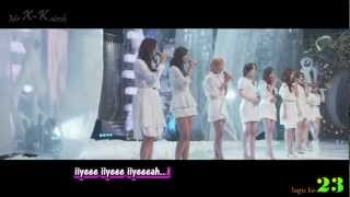 ALL MY LOVE IS FOR YOU Live Indonesian Cover - Mr X-Katrok & Girls' Generation
