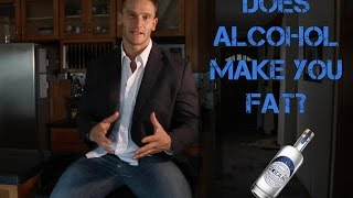 Does Alcohol Make You Fat?- Thomas DeLauer