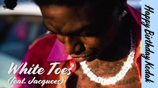 Kodak Black - White Toes (feat. Jacquees) [Official Audio]