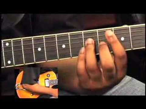Guitar Training Course 103: Little R&B Licks and Chords