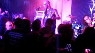 Impiety Philippine abomination tour live at Merci Bar