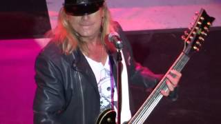 Cheap Trick Live 2015 =] Lookout = Big Eyes [= Houston, Tx - House of Blues - 11/29