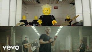 LEGO OneRepublic - Counting Stars (Stop-motion)