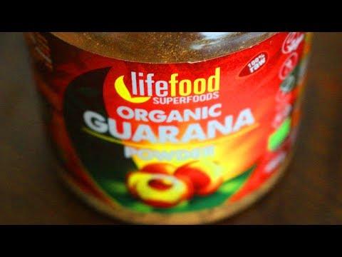 Wie wirkt Guaraná + Selbstexperiment