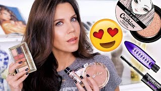 NEW DRUGSTORE MAKEUP TESTED | Hot New Products