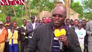 MP Johana Ng'eno deconstructs President Uhuru Kenyatta