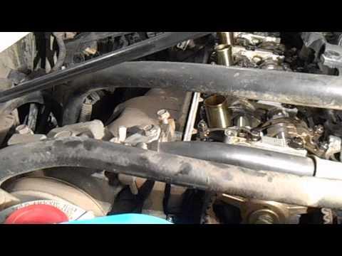 Фото к видео: Регулировка клапанов на Honda Stream D17A
