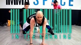 Jaded - In The Morning | Brian Friedman Choreography | Imma Space Opening