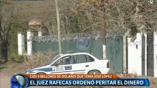 Sigue el misterio del convento, siguen las inspecciones – Telefe Noticias