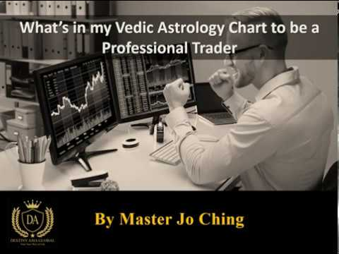 What is in your Vedic Astrology chart to be a Trader