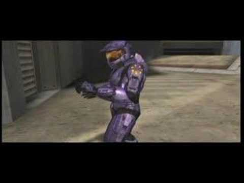 halo 2 music video- all star- smash mouth