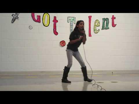 Aaliyah sings Sky's The Limit Sasha Banks Theme Song at