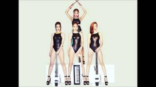 Wonder Girls - One Black Night