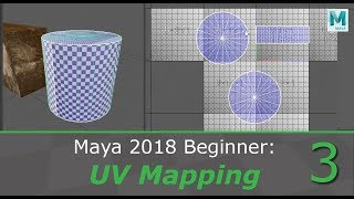 How to Create Leaves (Alpha Plant) in Maya 2017 - Academic
