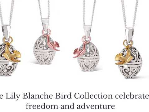 Lily Blanche Bird Collection