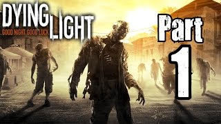 ► Dying Light | #1 | Parkour jede! | CZ Lets Play / Gameplay [1080p] [PC]