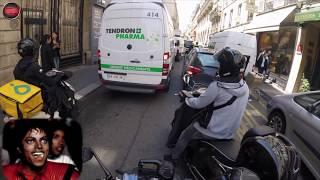 FILLES à MOTOS | MOTARDES de TOULOUSE & PARIS