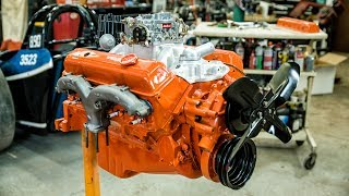 How We Rebuilt Our Chevy Small-Block V-8 Engine | Redline Rebuilds Explained - S1E2