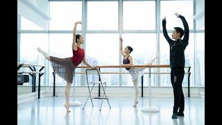 Hong Kong Ballet - Barre Classes Online - Advanced Class 1