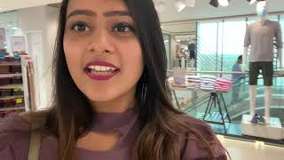 Ambience mall Vasant Kunj full vlog!(After lockdown)