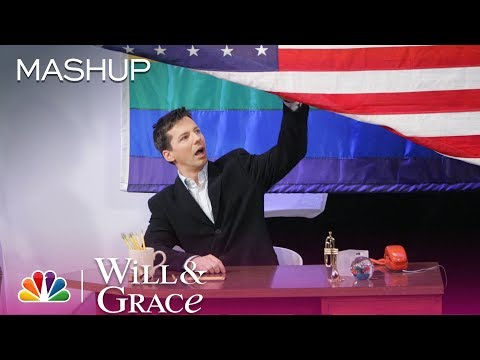 Will & Grace - Celebrate Pride Month (Mashup)