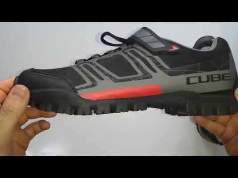 CUBE All Mountain MTB SPD Bike shoes Product ZOOM