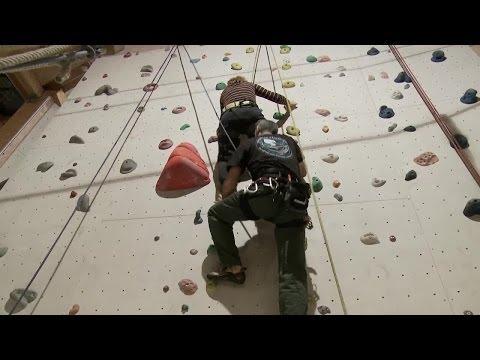 VdK TV: Behinderte Menschen: Klettern mit Handicap