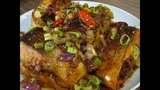 Chia sẻ cách làm món Cá Kho tiêu by Vanh Khuyen