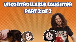 Uncontrollable Laughter PART 2 OF 2 - Game Grumps Compilation (New Year's Eve Special)