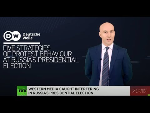 Meddling 'revenge'? MSM will teach you how to boycott Russian presidential election