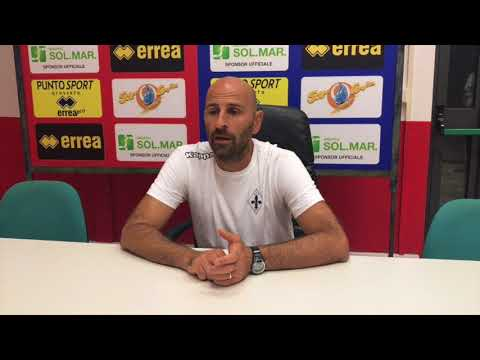 Preview video US Gavorrano - AC Prato 0-1. Interviste post-partita.