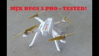 "BUGS 3 PRO ""TEST FLIGHT & FIRST IMPRESSIONS!"""