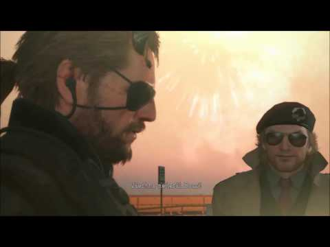 MGS Makes Me Cry... HappyB, Boss!