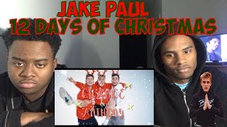 Jake Paul    12 Days Of Christmas (Feat. Nick Crompton )   Reaction