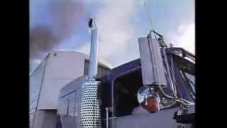 videos showing tractor-trailer truck drivers job description [拖拉机视频]