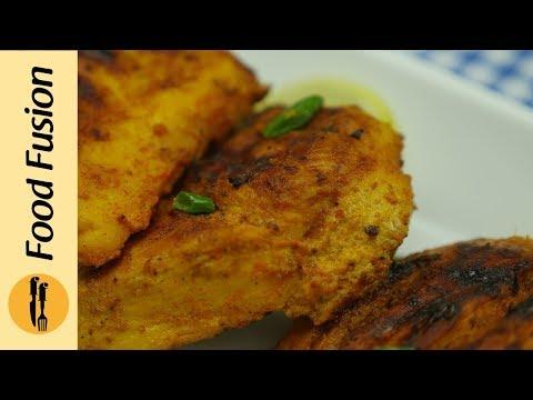Tandoori Chicken Boti- No Oven Recipe By Food Fusion