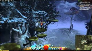 Guild Wars 2 - Jumping Puzzle - Reverie Cauchemardesque / Dark Reverie