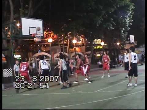 第8屆康文盃籃球賽