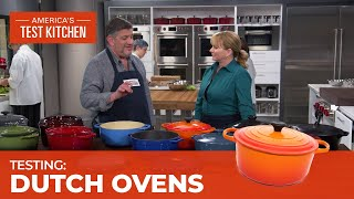 Our Testing of Dutch Ovens