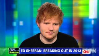 Ed Sheeran dishes on Taylor Swift