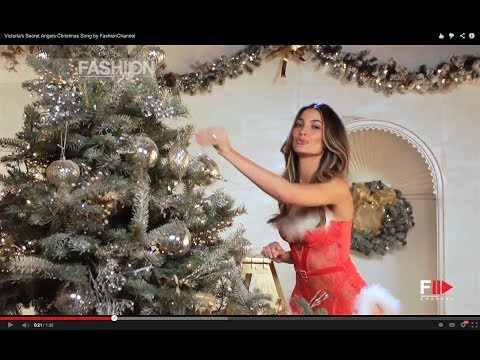 Victoria's Secret Angels Christmas Song by FashionChannel