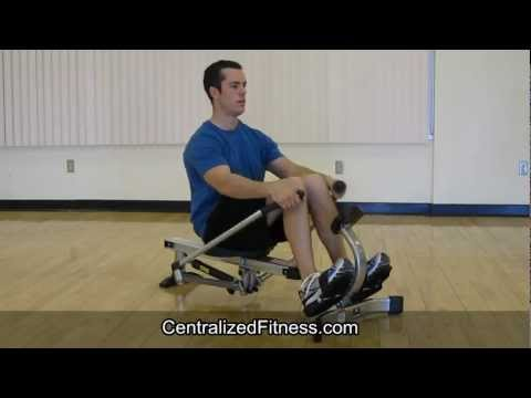 Stamina Body Trac Glider 1050 Rowing Machine REAL Review